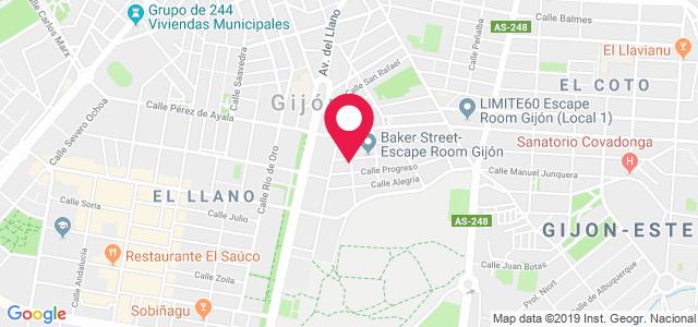 Calle Felicidad, 6, 33209, Gijón