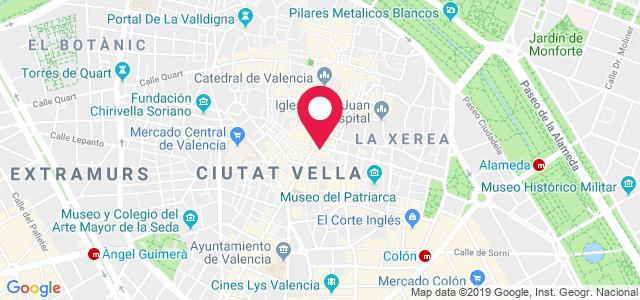 Plaza de la Reina, 4, 46003, Valencia
