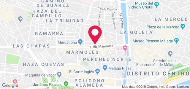 Calle Mármoles, 28, 29007, Málaga