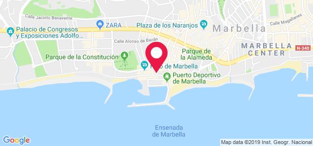 Avenida Duque de Ahumada, 11 Edificio Marbella 2000 (Paseo marítimo), 29602, Marbella