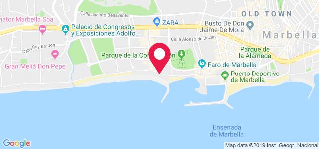 Avenida Duque de Ahumada, 16 Edificio Edificio Eden Roc I (Paseo marítimo), 29602, Marbella