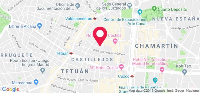 Calle Capitan Haya, 43, 28020, Madrid