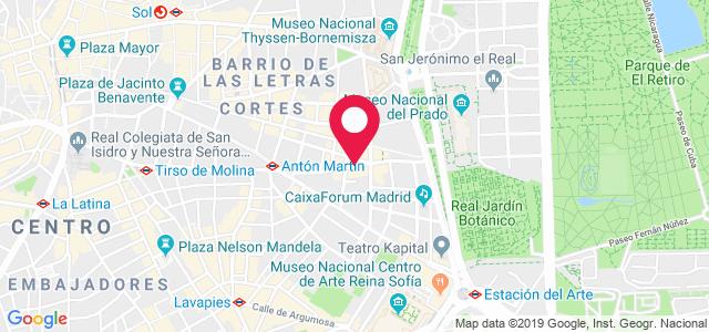 Calle de Moratín, 52, 28014, Madrid