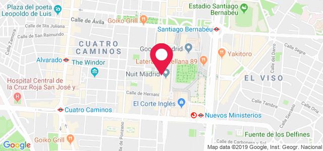 Calle Orense, 12, 28020, Madrid