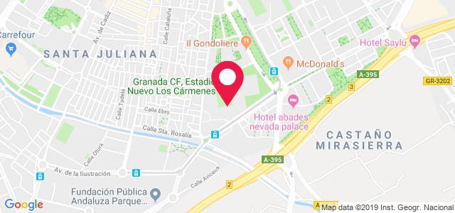 Calle Torre de Comares, 2 (Campus Clínica), 18008, Granada