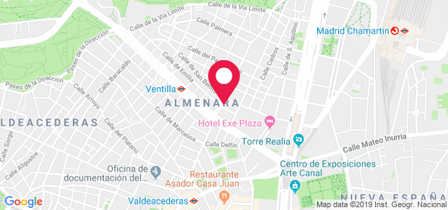 Calle de la Vinca, 1, 28029, Madrid