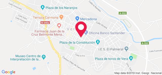 Calle del Mar, 55 (Clínica Veravisión), 04620, Vera