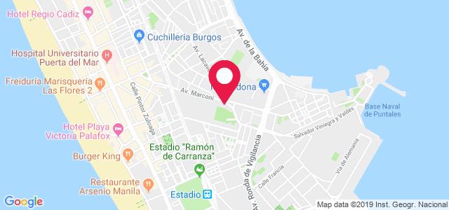 Avenida Ilustración, 6 1ª Planta Puerta 2 (Clínica Medsport), 11011, Cádiz