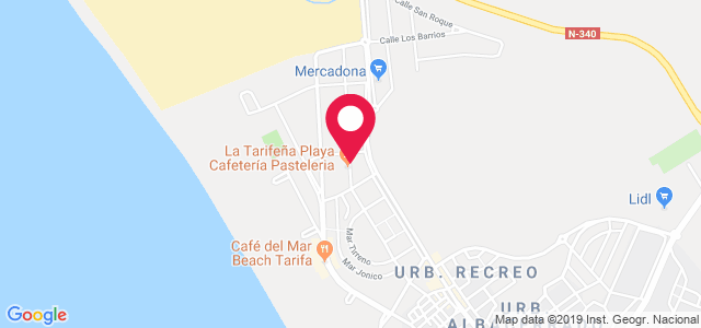 Calle Cigüeña Negra, 88 (Clínica Irene Zafra Fisio), 11380, Tarifa