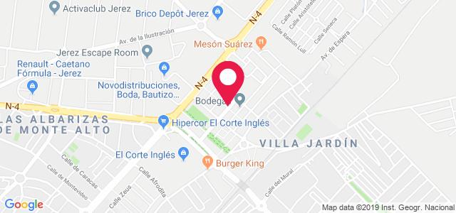 Avenida de Espera, s/n  (Clínica Ansar), 11405, Jerez de la Frontera