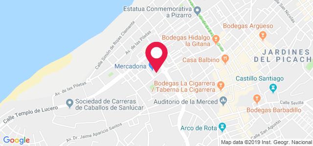 Calle Calz de la Infanta, 6 (Centro Médico Las Infantas), 11540, Sanlúcar de Barrameda