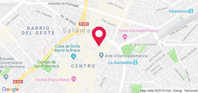 Plaza España, 13 Bajo (Sanitec Center), 37004, Salamanca