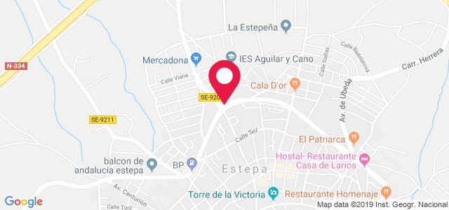 Calle Salvador Moreno Durán, 26 (Reinadent), 41560, Estepa