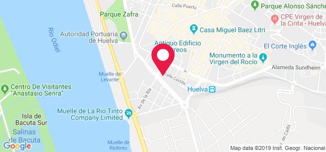Avenida de Italia, 22 (Clínica del Carmen), 21001, Huelva