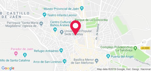 Paseo de la Estación, 18 (Clínica El Rocío), 23003, Jaén