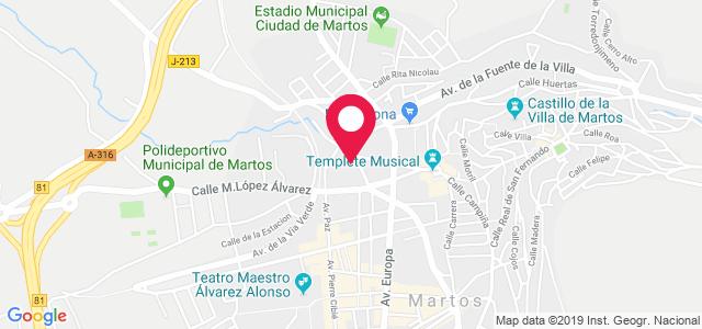 Calle Juan Ramón Jiménez, 10 1ºB, 23600, Martos