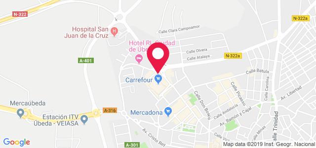 Calle Don Bosco, 21 (Psico-salud nova), 23400, Úbeda