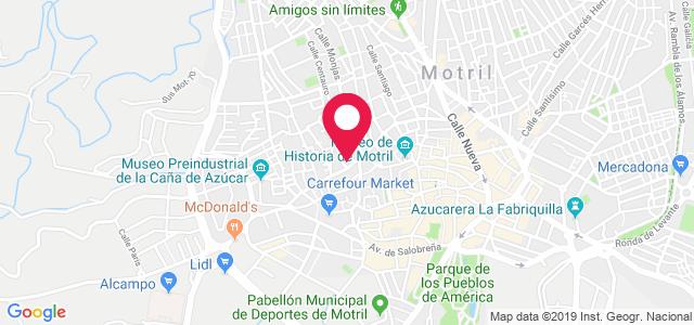 Calle Quintanas (Clínicas Europa), 18600, Motril