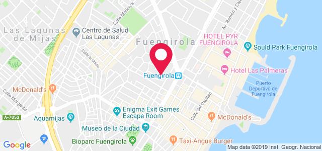 Calle Alfonso XIII, 4 1º (Clínica San Francisco), 29640, Fuengirola