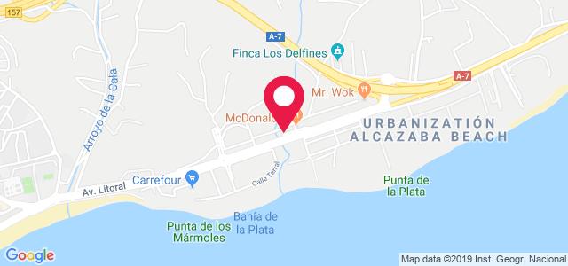 Avenida del Litoral, s/n Edificio Vistamar 2, Local 3 (Clínica Deyre Estepona), 29680, Estepona