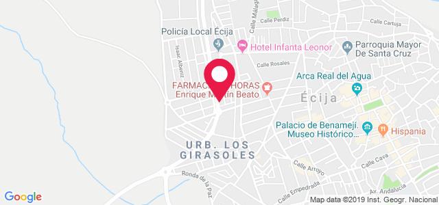 Calle Yepes, 5 (Centro Médico Rubén García), 41400, Écija