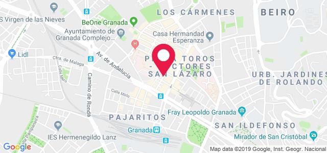 Calle Isaac Albéniz, 17 Bajo, 18012, Granada