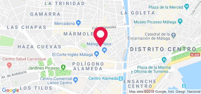 Calle Armengual de la Mota, 18 Local 1, 29007, Málaga