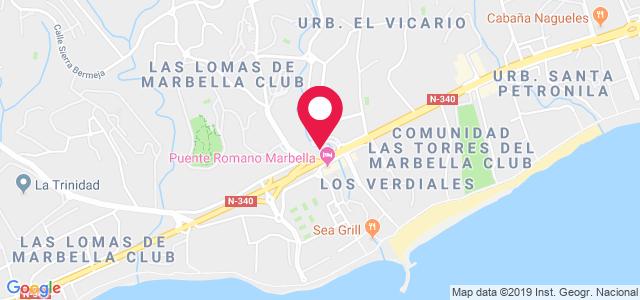 Avenida Bulevar Pínicipe Alfonso Von Hohenlohe, s/n, 29602, Marbella
