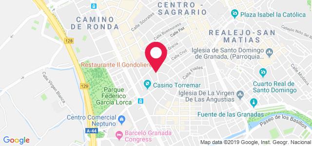 Calle Martínez Campos, 21, 18002, Granada