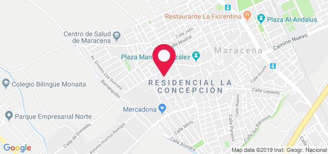 Calle Rafael Alberti, 7 Bajo B, 18200, Granada