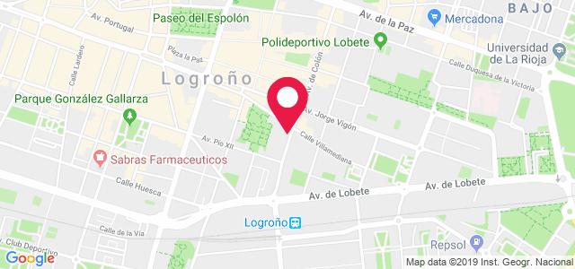 Avda Colón 22 Bajo, 26003, Logroño