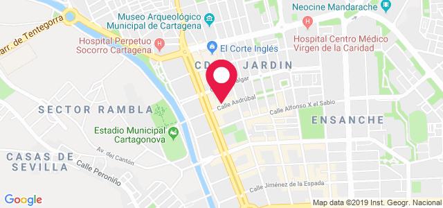 C/ Asdrubal 1, 30205, Cartagena