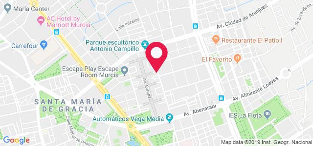 Calle infanta Elena,12, 30007, Murcia