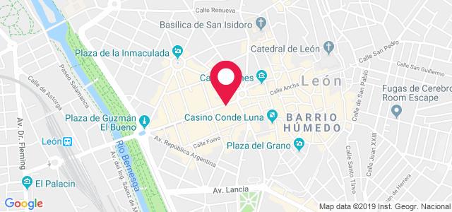 Ordoño II, 7 Local 2, 24001, León