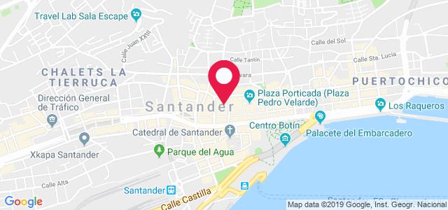 C/ Juan de Herrera 13. Entlo. Drcha., 39002, Santander