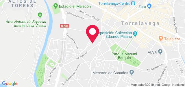 Avda. del Besaya 14 - 7ºB, 39300, Torrelavega