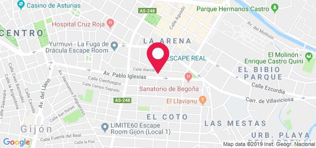 C/Vicente Innerarity, 1, 33204, Gijón