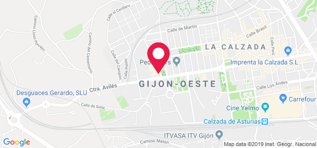 C/ Camino del Rubín, 1, 33213, Gijón