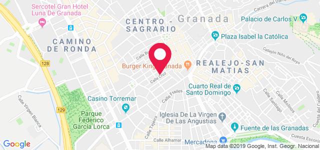 Calle Cruz, 16 local 1, 18002, Granada