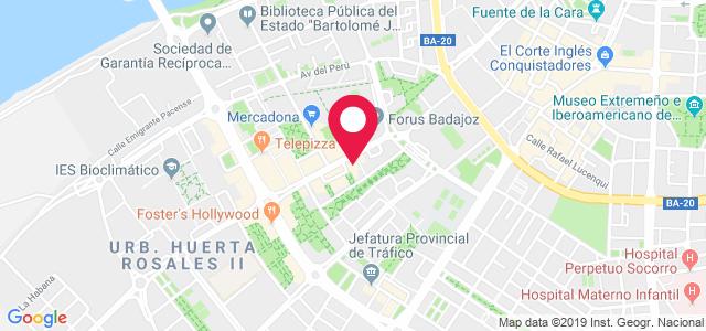 CL SALESIANOS 17D., 06011, Badajoz