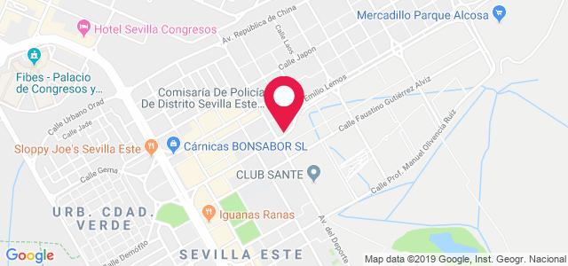 Avda. del Deporte, s/n Local 1 Nuevo Mercado de Abastos Sevilla Este, 41020, Sevilla