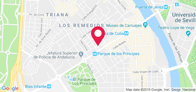 C/ Salado, 35, 41010, Sevilla