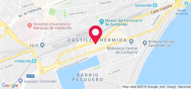 C/ ZANCAJO OSORIO, 39004, Santander