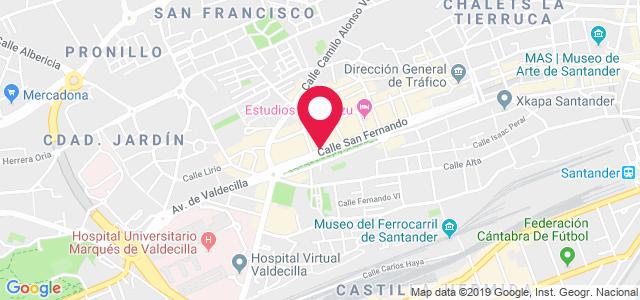 SAN FERNANDO 66, 39010, Santander