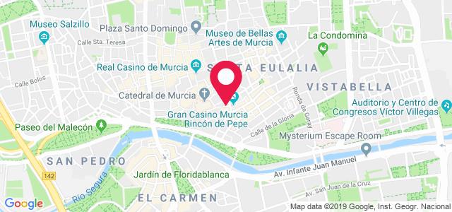 C/Apóstoles 3, 30001, Murcia
