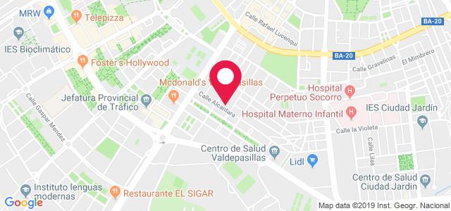 C/ Alcantara, 1, 06011, Badajoz