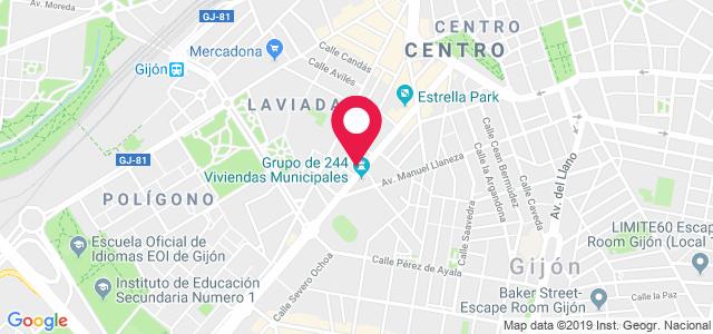 Avenida Constitución, 44, 33208, Gijón
