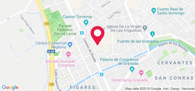 Calle Joaquín Blume 2, 18004, Granada