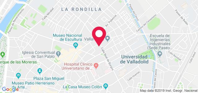 Real de Burgos 7, 47011, Valladolid