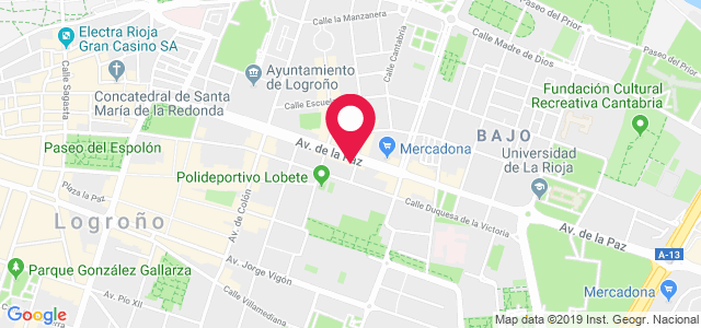 C/ Fermin Irigaray, 3, 26004, Logroño